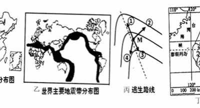"""台湾与日本比较 读""""中国台湾和日本简图"""""""